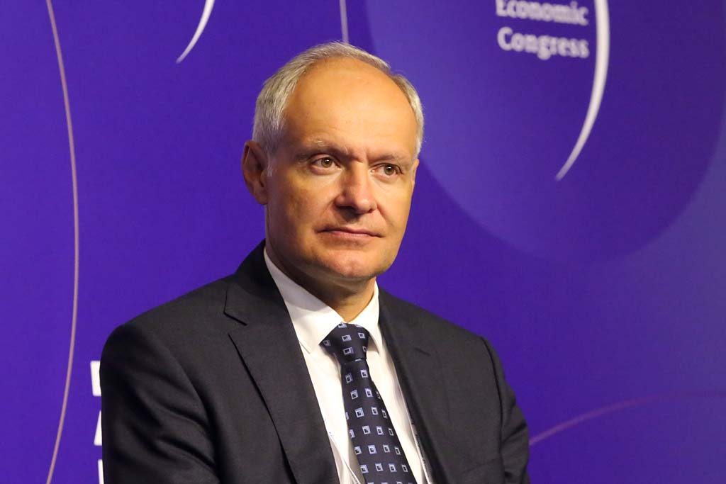 Marek Pawełczyk, kierownik Katedry Pomiarów i Systemów Sterowania, prorektor ds. nauki i rozwoju Politechniki Śląskiej (Fot. PTWP)
