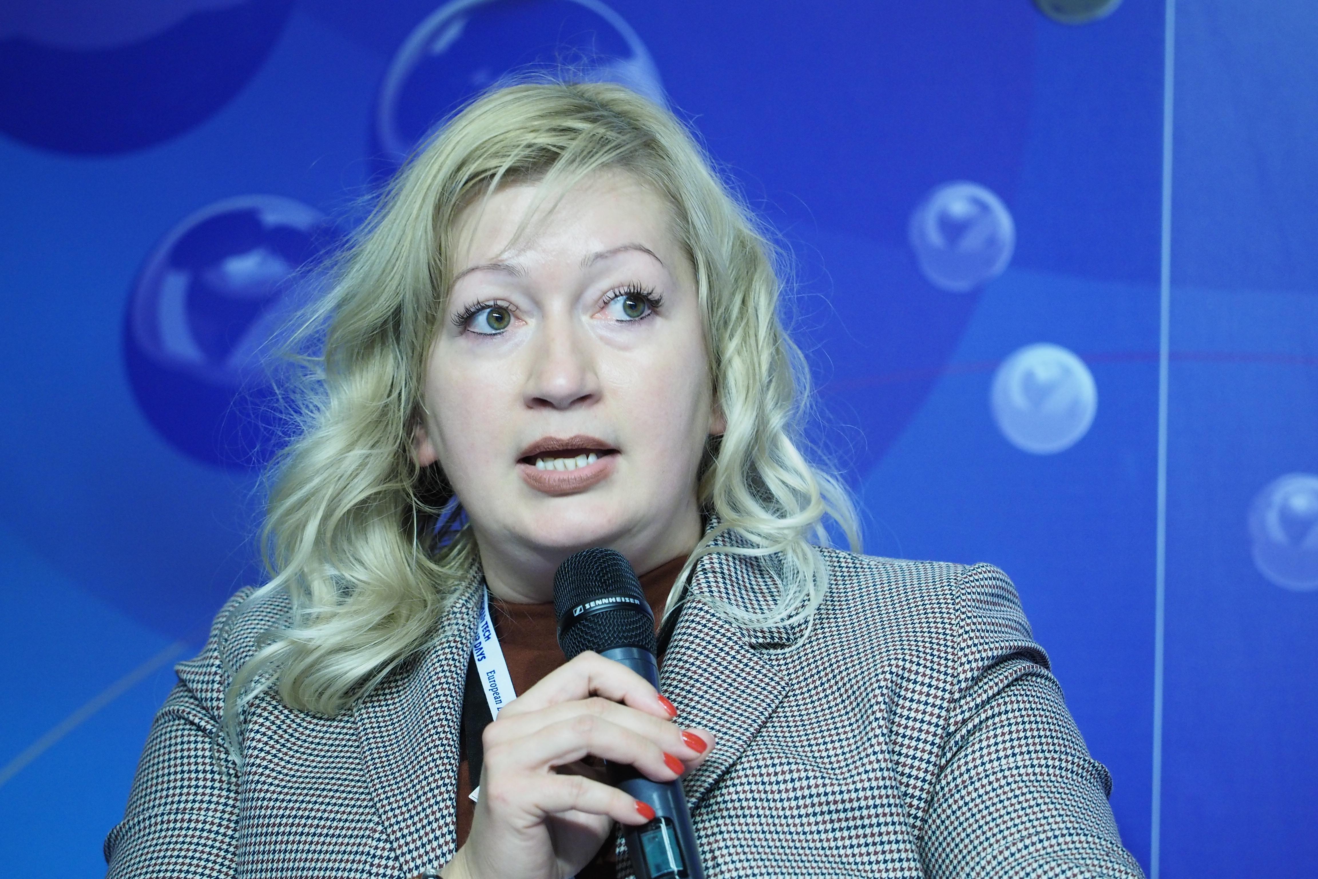 Aleksandra Durzyńska-Prochowska, dyrektor zarządzająca Poland GDC, Fujitsu Technology Solutions (Fot. PTWP)