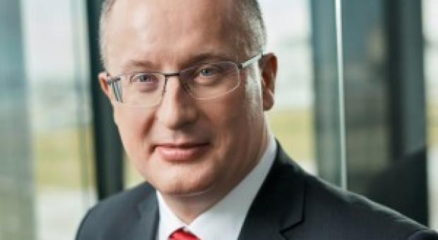 Zbigniew Głuchowski dyrektorem w JP Weber
