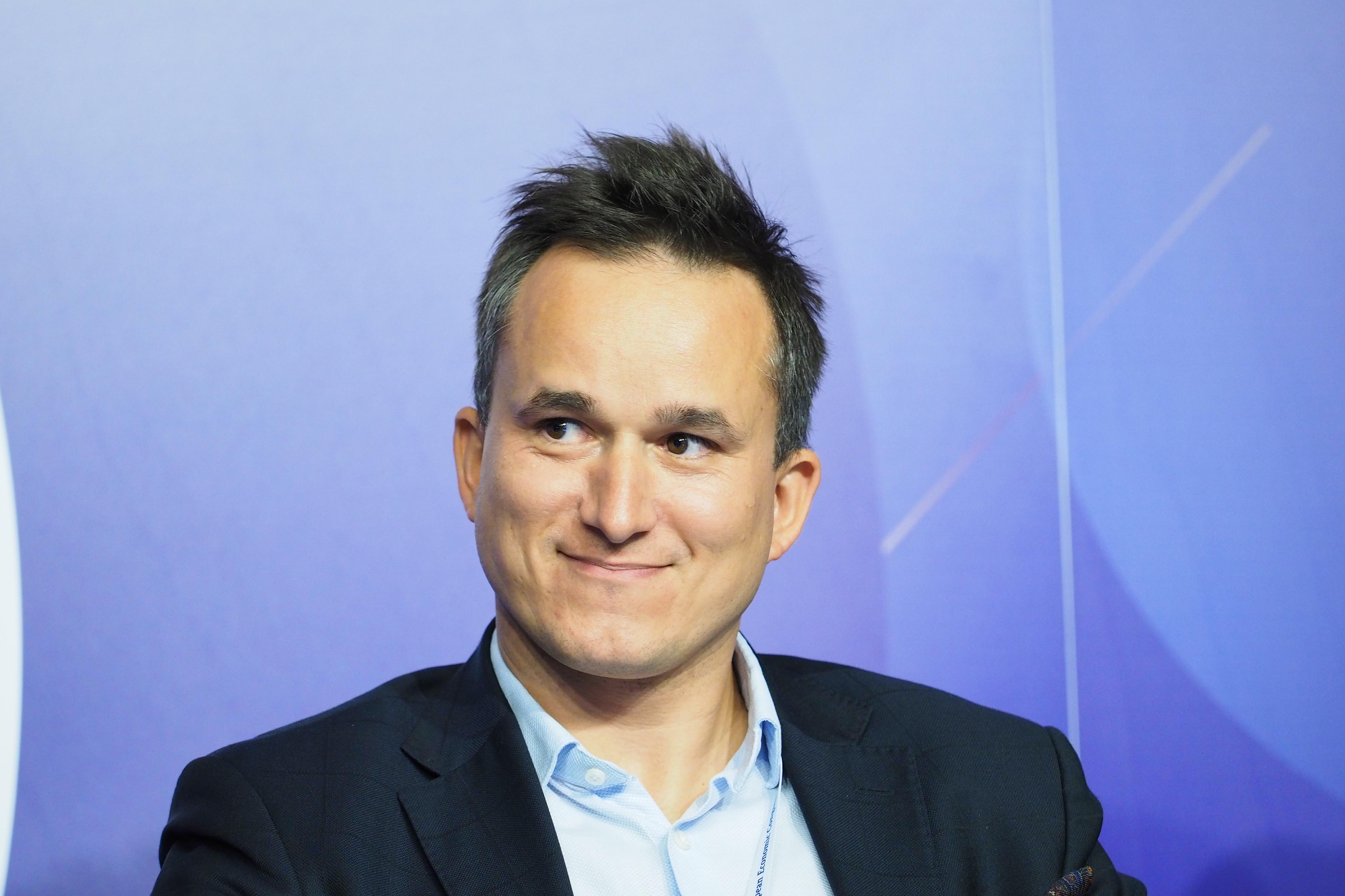 Sebastian Sala, business unit director w Antal SSC/BPO (Fot. PTWP)