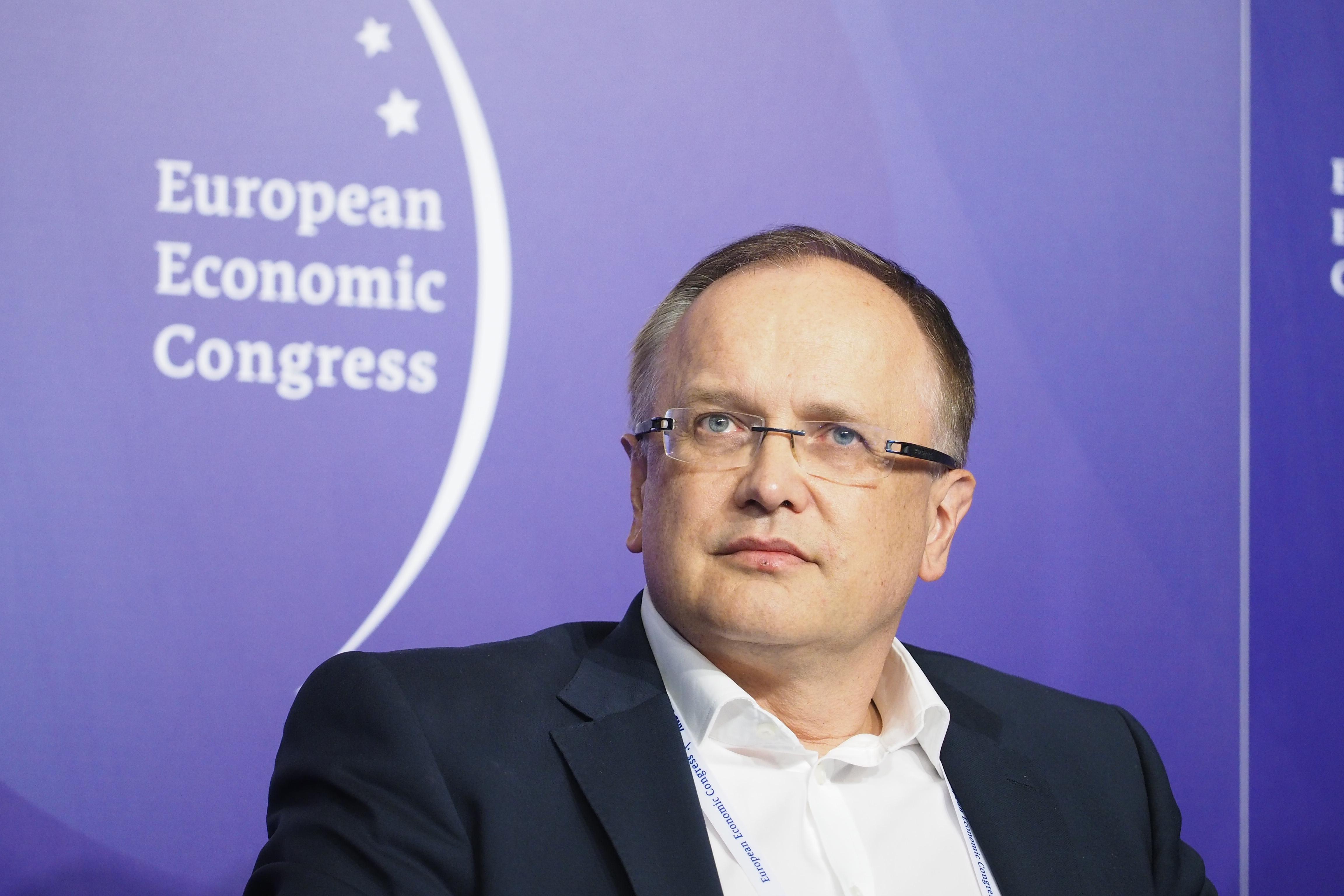 Grzegorz Słomkowski, członek zarządu Polskiej Agencji Inwestycji i Handlu (Fot. PTWP)