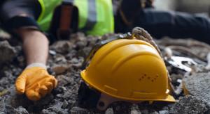 Śmiertelny wypadek na budowie. Sprawę bada PIP i prokuratura