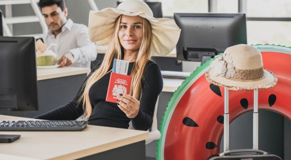 By wypoczywać efektywnie, najlepiej się do urlopu przygotować (Fot. Shutterstock)