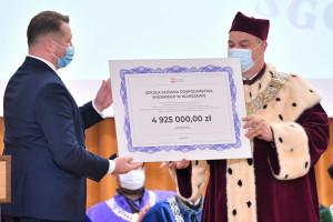 Na uczelnie trafi w tym roku dodatkowy miliard złotych