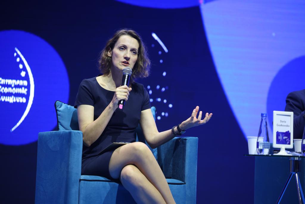 Daria Gostkowska (fot. PTWP)