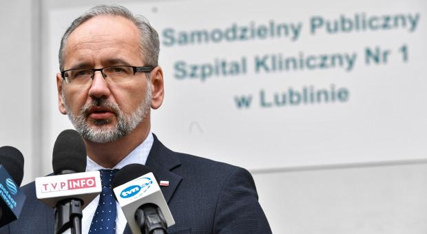 """Zdaniem ministra pensje ratowników wzrosną """"drastycznie"""""""