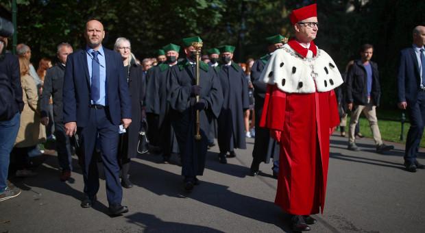 Najstarszy polski uniwersytet zainaugurował rok akademicki