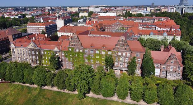 Inauguracja roku akademickiego w Akademii Morskiej w Szczecinie