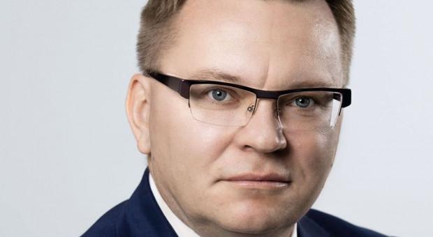 Maciej Częścik wiceprezesem Sokołowa