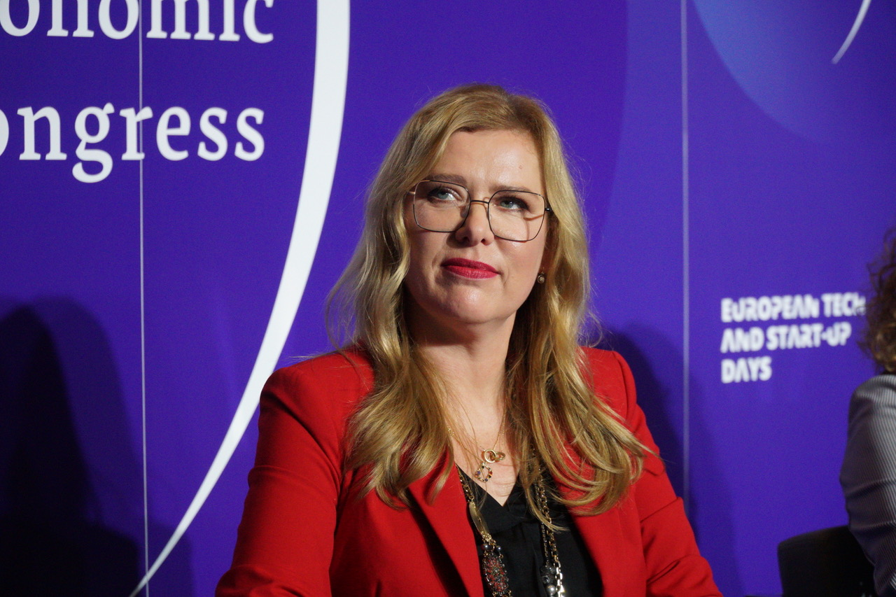 Dorota Natalia Haller, CMO Huawei Consumer Business Group (fot. PTWP)