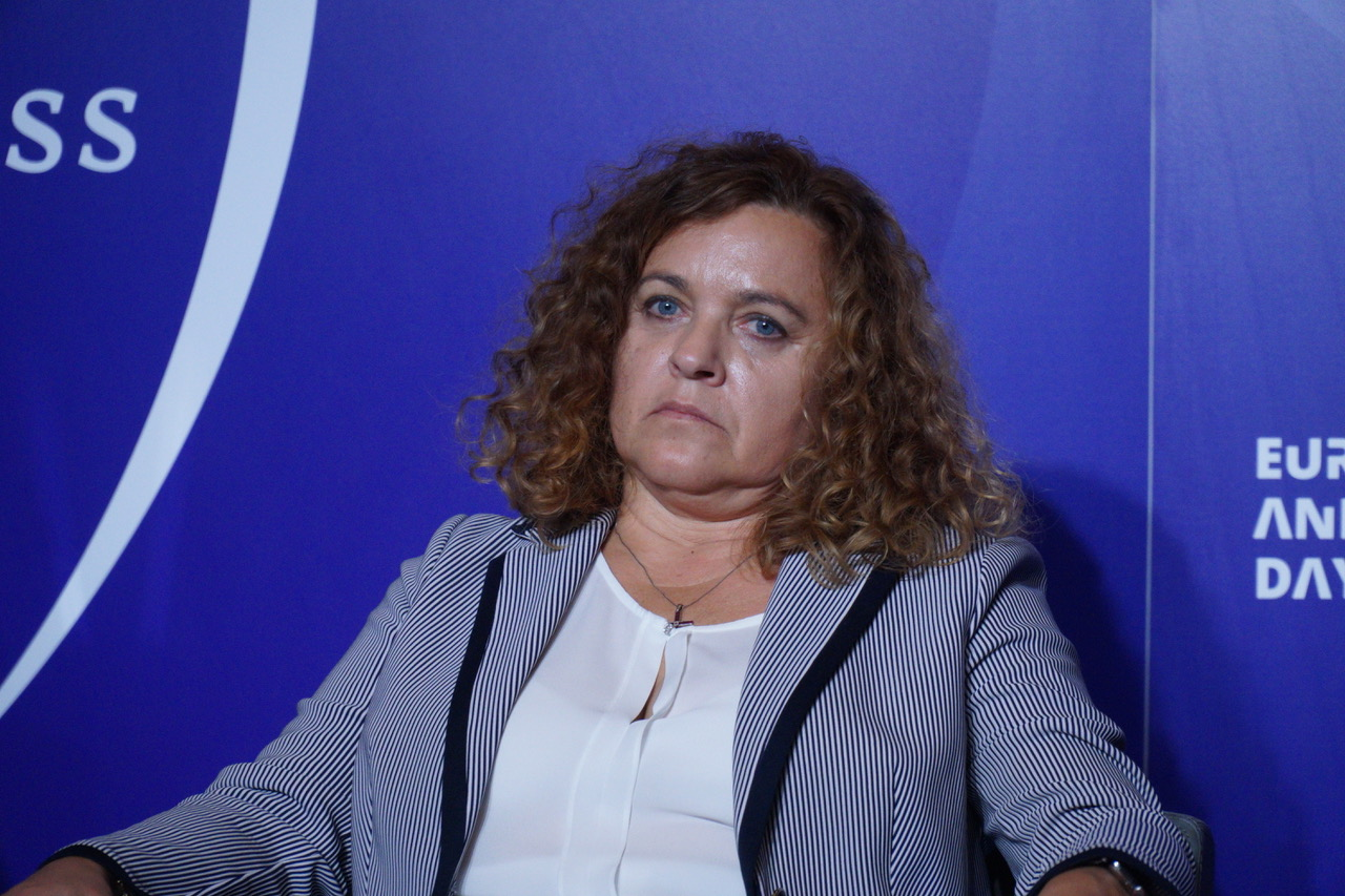 Anna Rulkiewicz, prezes Lux Medu, prezes Pracodawców Medycyny Prywatnej (fot. PTWP)