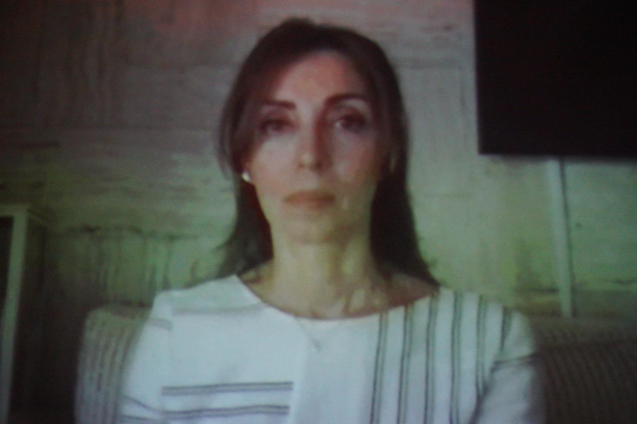Elizabeth Filippouli, założycielka i prezes Global Thinkers Forum (fot. PTWP)