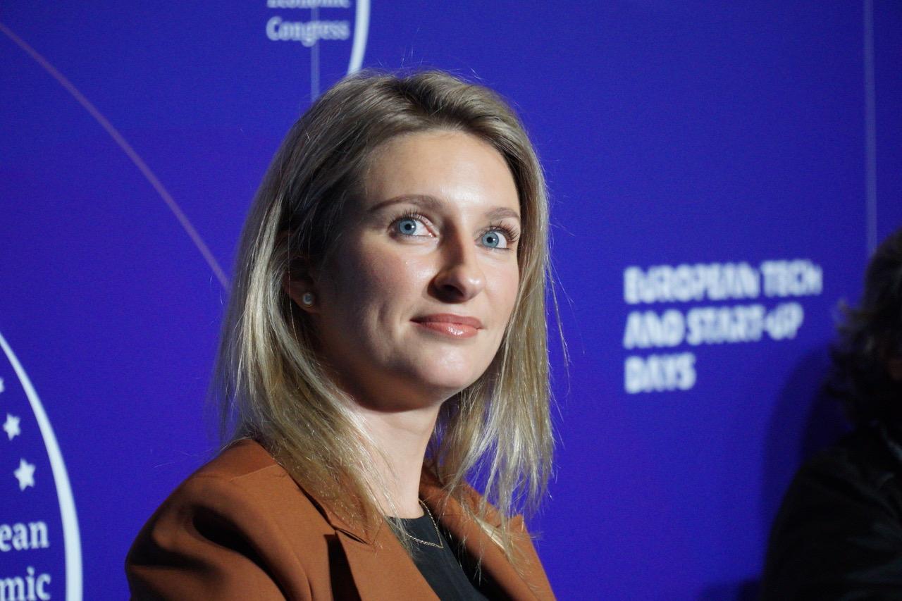 Joanna Burnos, założycielka Leaderis Institute, członkini The Alliance of Her Advisory Board. (fot. PTWP)