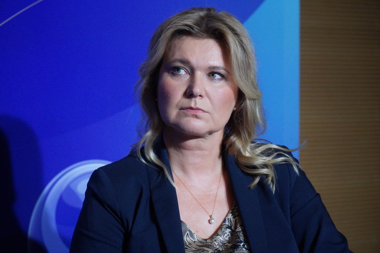 Agnieszka Żyro, prezes Anwilu (fot. PTWP)