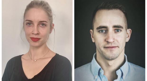 Aleksandra Burdon i Piotr Wiśniewski dołączają do Circlewise