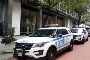 FBI zrobiło nalot na biura związku zawodowego nowojorskich policjantów