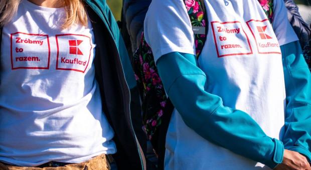 Pracownicy Kauflanda dbają o planetę. Zebrali 470 kilogramów śmieci