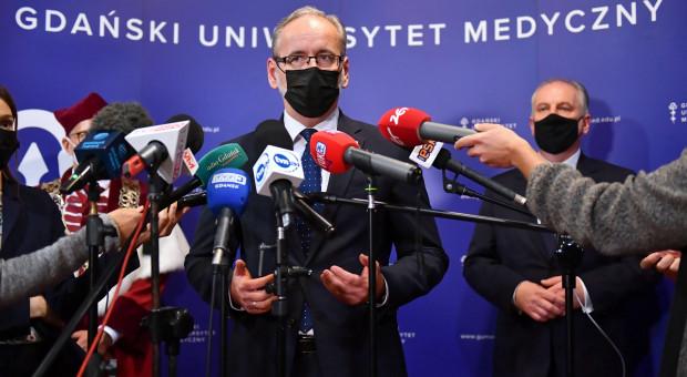 Minister apeluje do społeczności akademickiej, by walczyła o prawdę