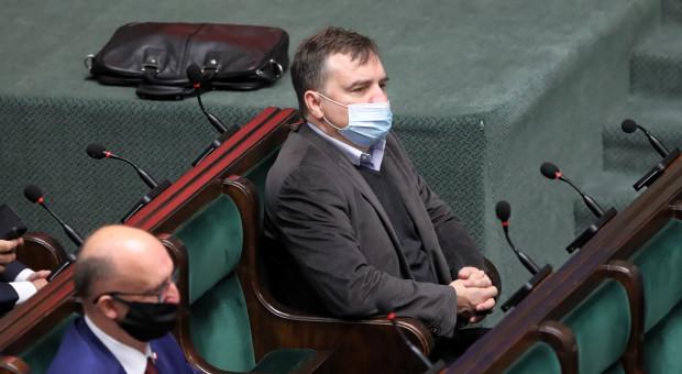"""Ministerstwo marginalizuje protest w sądownictwie. """"Jest motywowany politycznie"""""""