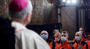 Ratownicy medyczni pielgrzymowali na Jasną Górę