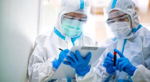 W ciągu miesiąca ponad 1370 pracowników służby zdrowia zakaziło się koronawirusem