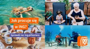 ING rusza z nową kampanią wizerunkową