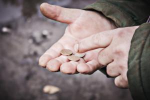 Blisko 4,5 mln osób w Hiszpanii żyje w skrajnym ubóstwie