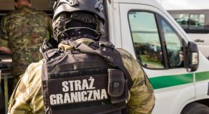 Minister zapowiedział 750 nowych etatów w straży granicznej